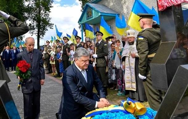Сахрынь и Волынская резня: национальная память как инструмент внешней политики