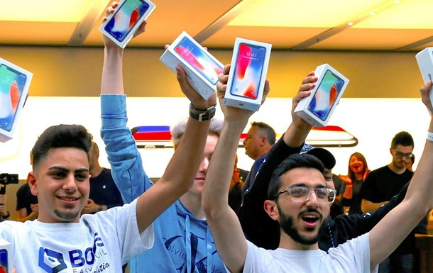 iPhone назвали найпопулярнішою ознакою високого достатку