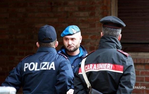 В Италии задержали 31 подозреваемого в принадлежности к мафии