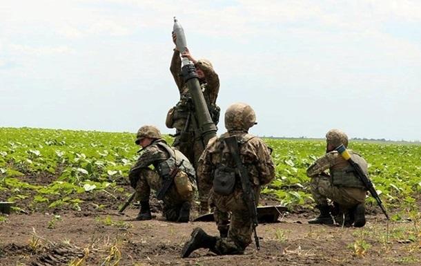 Військові в рамках експерименту підірвуть міномет