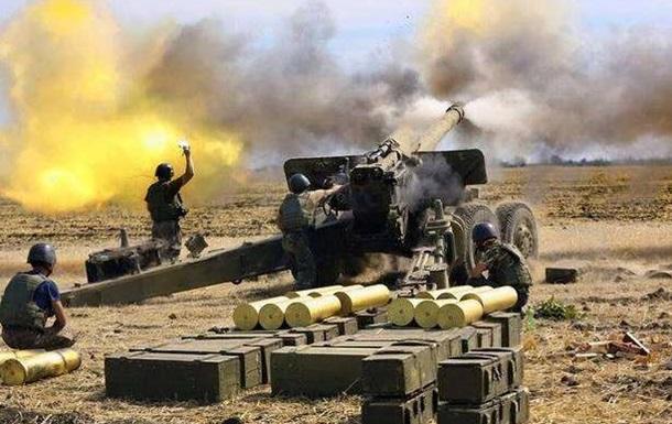 Ворог обстрілює позиції ЗСУ з гранатометів, великокаліберних кулеметів та стріле
