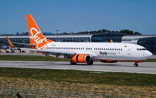 В аеропорту Львів затримуються рейси авіакомпанії SkyUp