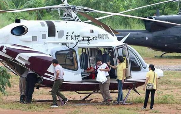 Из пещеры в Таиланде вытащили еще одного мальчика