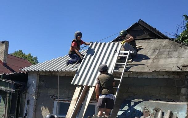 В Авдіївці відремонтували 500 пошкоджених обстрілами будинків