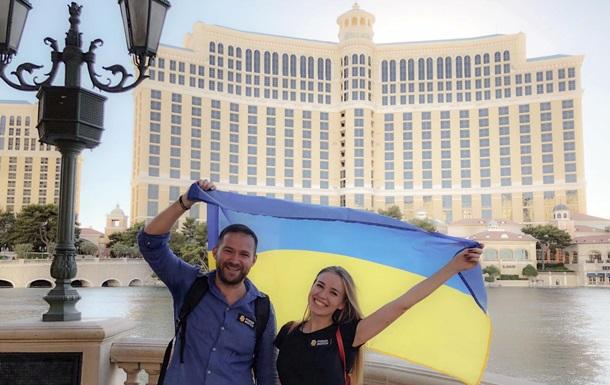 Украинцы в Вегасе: Ермольчева узнала секреты успеха Качалова