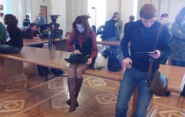 Комитет ВР предлагает закрыть кулуары парламента для журналистов
