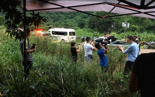 Стало відомо про стан залишених у печері Таїланду дітей