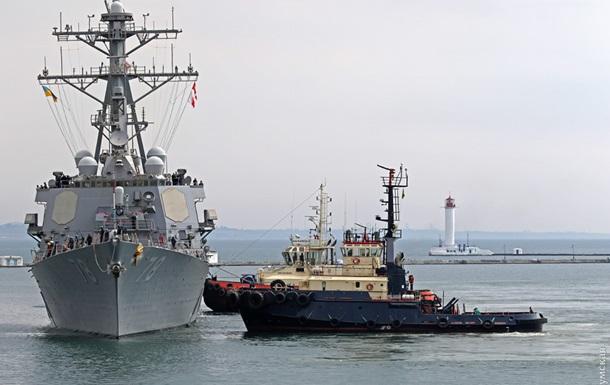 Sea Breeze-2018. Військові навчання в Чорному морі