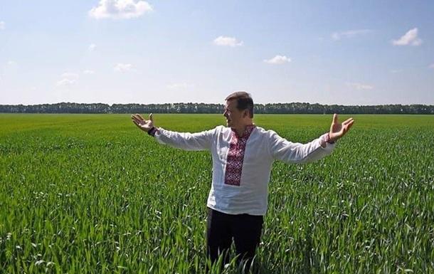 Господарем на українській землі повинен бути український фермер!