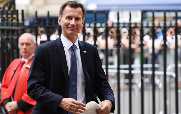 Призначено нового голову МЗС Великобританії