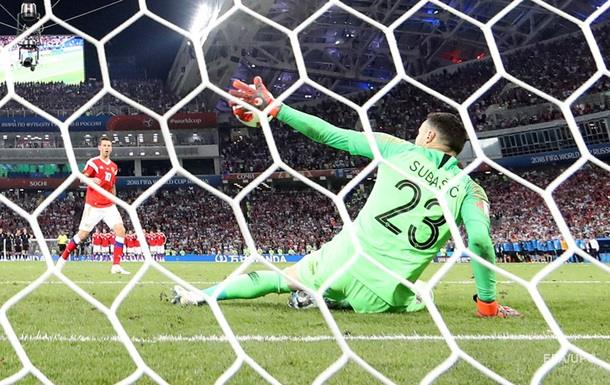 ЧМ-2018: Хорватия – Англия 2:1. Онлайн