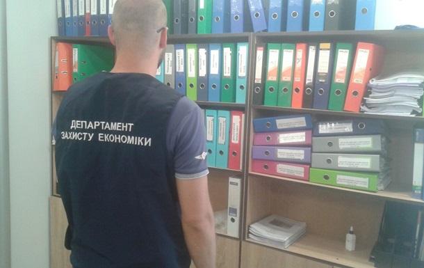 В Черкасском горсовете прошли обыски