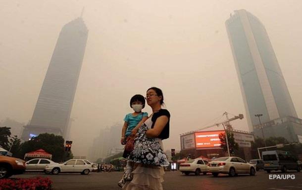 У Китаї заарештували сотні чиновників за забруднення природи