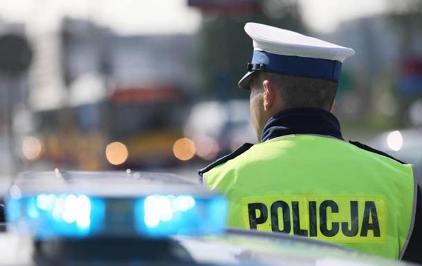 Польские полицейские объявили  итальянскую  забастовку