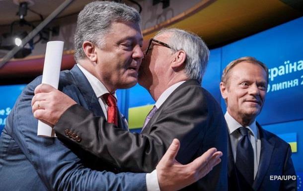 Саммит Украина-ЕС. Чего достигли, а чего не смогли