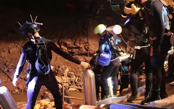 Из пещеры в Таиланде вывели последнего ребенка