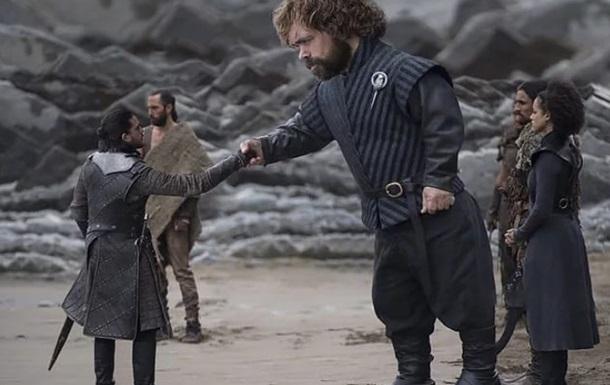 Гра престолів: зйомки фінального сезону завершилися