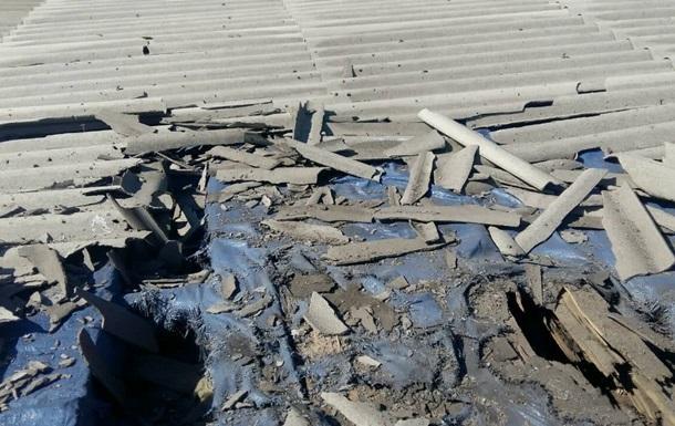 Сепаратисты обстреляли жилые дома Золотого-4