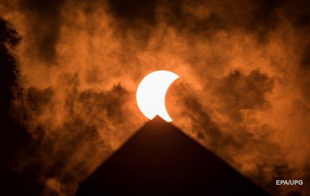 Затемнення сонця 13 липня 2018: фото
