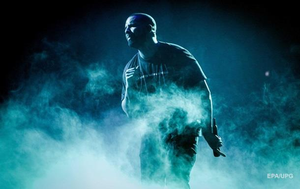 Альбом репера Дрейка побив світовий рекорд