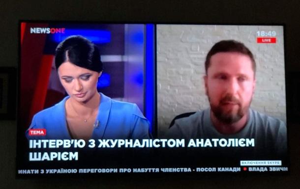 Почему украинский телеканал берет интервью у агента ФСБ?!