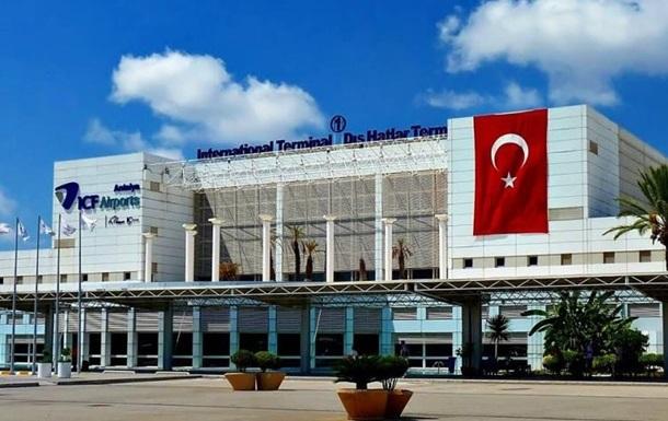 У турецькому аеропорту застрягли 170 українців - ЗМІ