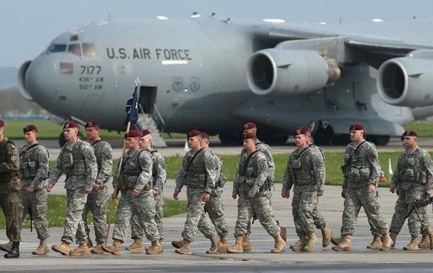 Военные базы США в Украине