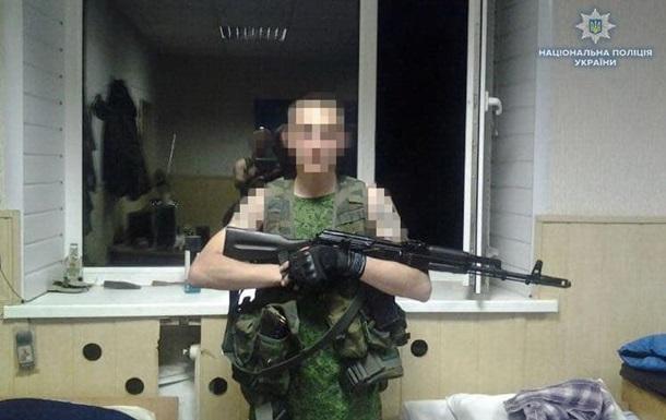 У поліції заявили про затримання  розвідника  ЛНР