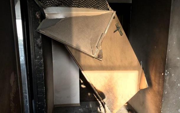 В Каменском бросили гранату в редакцию газеты