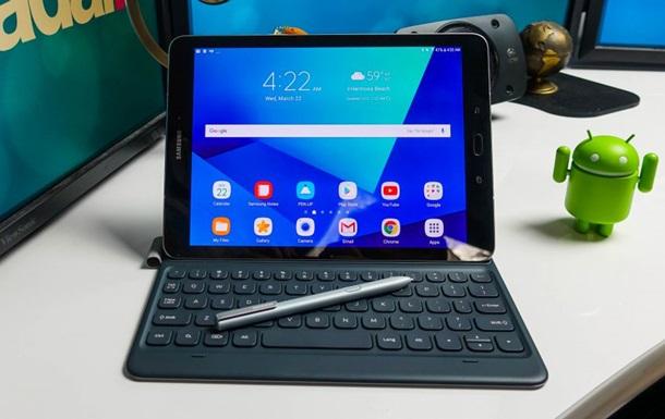 Мощнейший планшет Samsung показали на рендерах