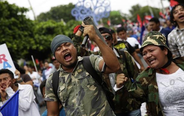 Протесты в Никарагуа: число погибших превысило 350 человек