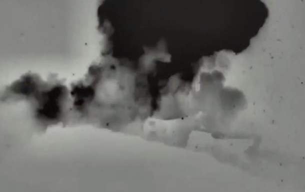 З явилося відео авіаударів Ізраїлю по Сирії