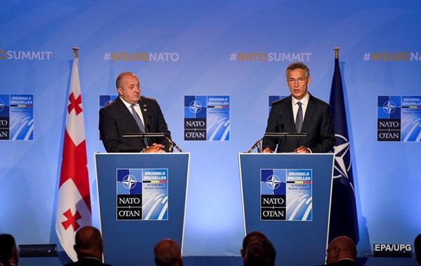 Грузія обов язково стане членом НАТО - генсек