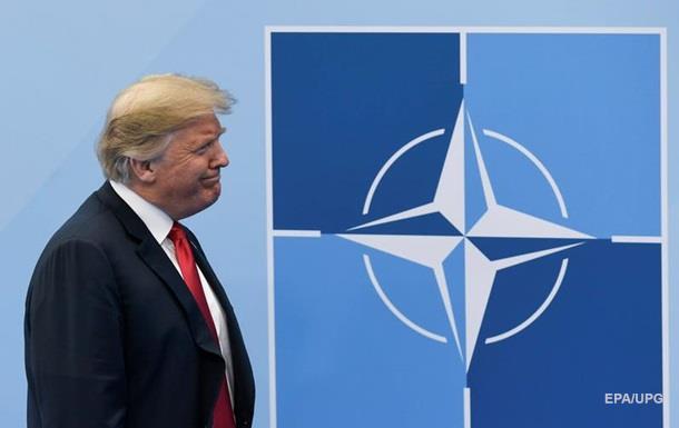 Трамп пригрозил выходом США из НАТО - СМИ