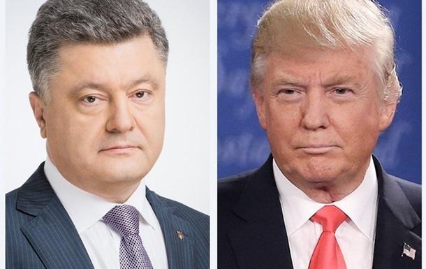 СМИ: Порошенко и Трамп встретились на саммите НАТО
