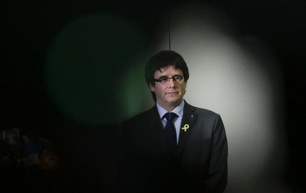 Німецький суд дозволив видати Карлеса Пучдемона Іспанії