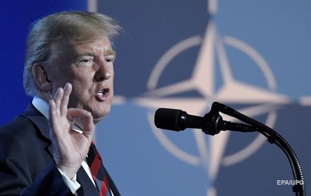 Трамп: Страны НАТО увеличат траты на оборону