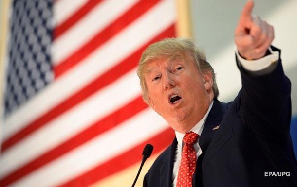 Трамп: Аннексию Крыма допустил Обама, я бы этого не позволил