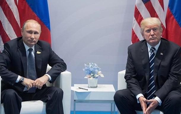 Український конгресовий комітет закликав Трампа бути жорстким з Путіним