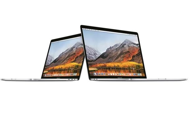 Apple представила обновленные MacBook Pro 2018