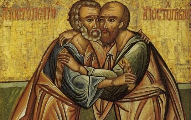 Апостолы Петр и Павел: что их объединяет?