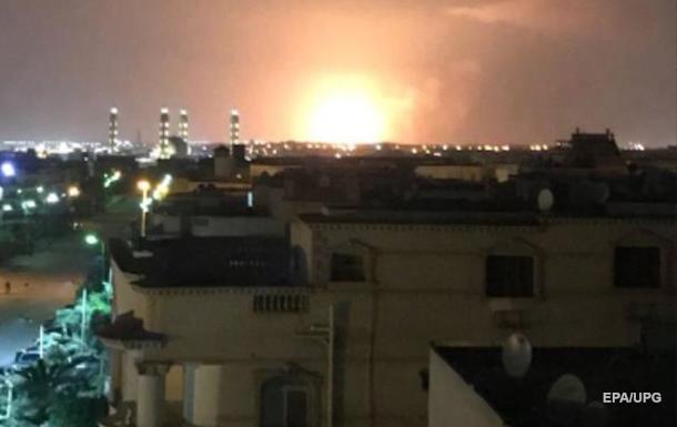 Вибух в Каїрі: постраждали понад десять осіб
