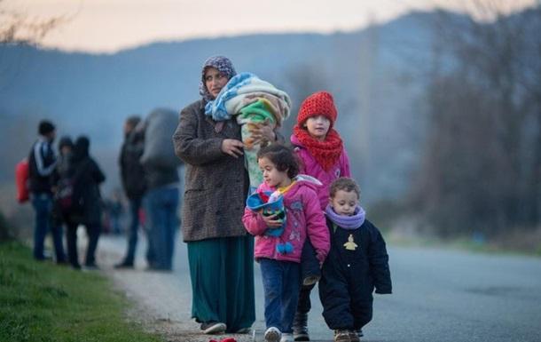 Македонія проти розміщення центрів для біженців на своїй території