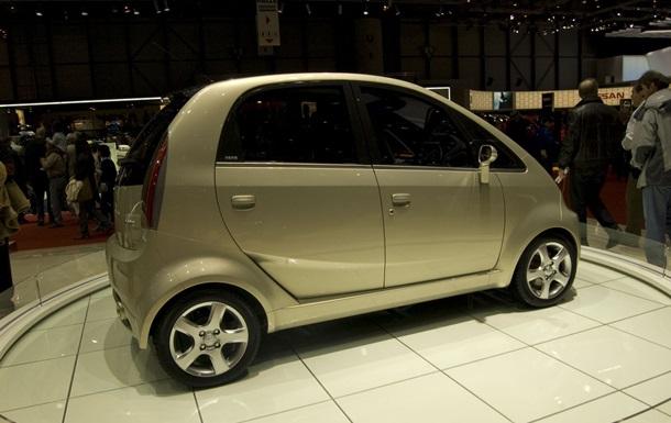 Самое дешевое в мире авто сняли с производства