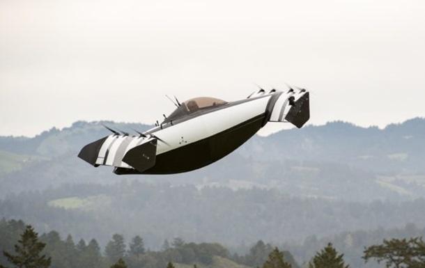 В США показали летающий автомобиль BlackFly