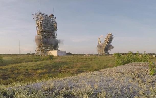 У США підірвали майданчики для пуску ракет на мисі Канаверал