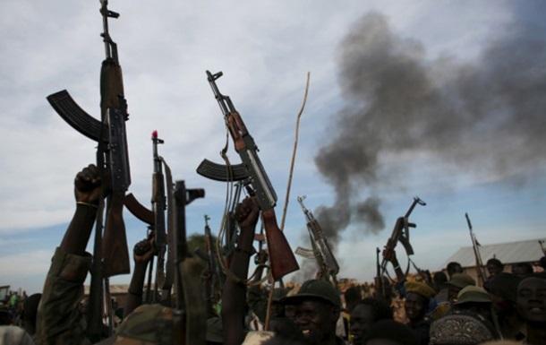 Радбез ООН ввів ембарго на поставки зброї до Південного Судану