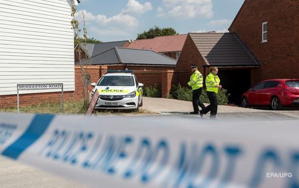 Британська поліція заявляє, що знайшла флакон з отрутою Новичок
