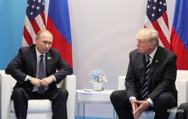 Названо час зустрічі Путіна і Трампа в Гельсінкі