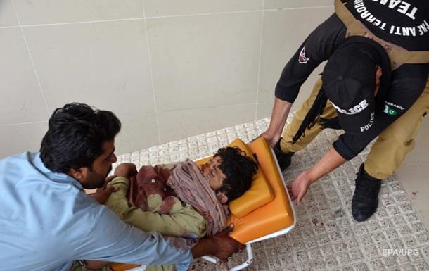 Теракт у Пакистані: кількість загиблих зросла